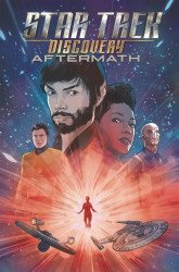 IDW Publishing's Star Trek Discovery: Aftermath TPB # 1