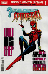 Marvel Comics's True Believers: Marvels Greatest Creators - What If Spider-Girl Issue # 1