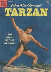 Dell Publishing Co.'s Tarzan Issue # 98b