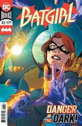 DC Comics's Batgirl Issue # 43