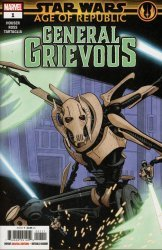 Marvel Comics's Star Wars: Age of Republic - General Grievous Issue # 1