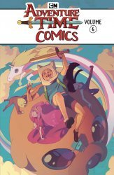 KaBOOM!'s Adventure Time Comics TPB # 6