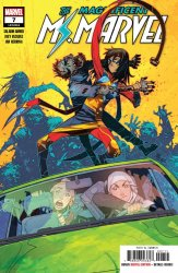 Marvel Comics's Magnificent Ms. Marvel Issue # 7