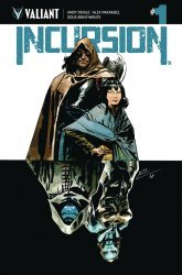 Valiant Entertainment's Incursion Issue # 1b