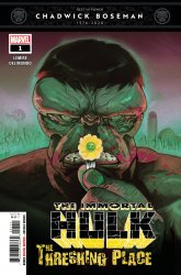 Marvel Comics's The Immortal Hulk: The Threshing Place Issue # 1