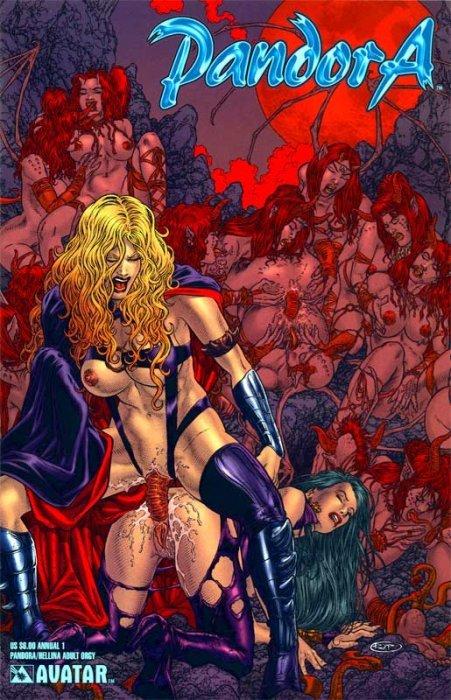 Avatar - Porn Comics - Cartoon Sex Comics - Hentai Comics