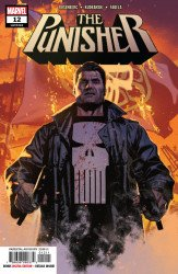 Marvel Comics's The Punisher Issue # 12
