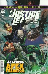 DC Comics's Justice League Issue # 28
