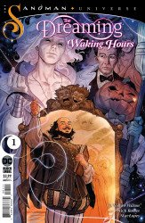 DC Black Label's The Dreaming: Waking Hours Issue # 1