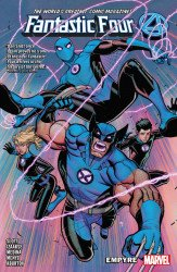Marvel Comics's Fantastic Four TPB # 6