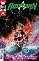 DC Comics's Aquaman Issue # 64