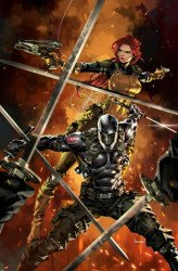 IDW Publishing's Snake Eyes: Deadgame Issue # 1unknown-c