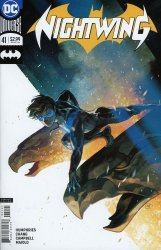 DC Comics's Nightwing Issue # 41b
