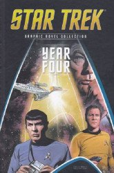 Eaglemoss Publications Ltd.'s Star Trek: Graphic Novel Collection Hard Cover # 46
