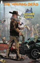 Image Comics's The Walking Dead: 15th Anniversary Edition Issue # 1midtown