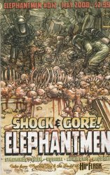 Image Comics's Elephantmen Issue # 12b