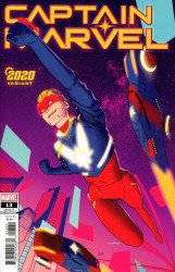 Marvel Comics's Captain Marvel Issue # 13c