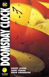 DC Comics's Doomsday Clock TPB # 1