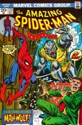 Marvel Comics's The Amazing Spider-Man Issue # 124