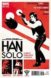 Marvel Comics's Han Solo Issue # 1fried pie
