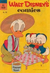 W.G.(Wogan)Publications's Walt Disney's Comics Issue # 139