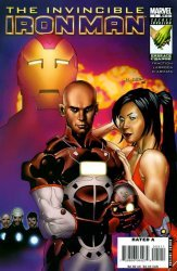 Marvel Comics's Invincible Iron Man Issue # 5