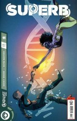 Lion Forge Comics's Catalyst Prime: Superb Issue # 11