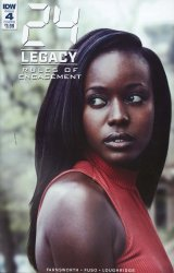 IDW Publishing's 24: Legacy - Rules of Engagement Issue # 4sub