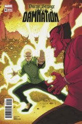 Marvel Comics's Doctor Strange: Damnation Issue # 4c