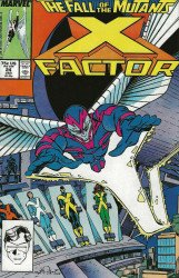Marvel Comics's X-Factor Issue # 24