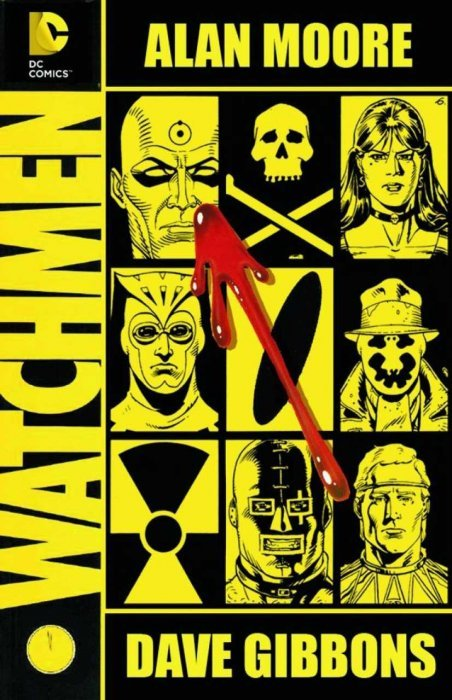 watchmen and book Soon to be a feature film this hugo award-winning graphic novel chronicles the fall from grace of a group of super-heroes plagued by all-too-human failings along the way, the concept of.