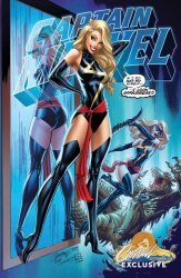 Marvel Comics's Captain Marvel Issue # 1jsc-b