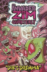 Oni Press's Invader Zim Quarterly Issue # 2c
