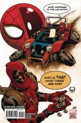 Marvel Comics's Spider-Man / Deadpool Issue # 41