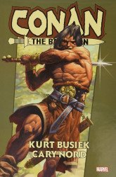 Marvel Comics's Conan The Barbarian: By Kurt Busiek - Omnibus Hard Cover # 1