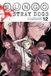 Yen Press's Bungo Stray Dogs Soft Cover # 12