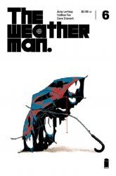 Image Comics's The Weatherman Issue # 6b