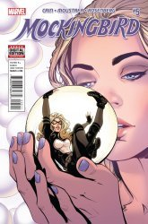 Marvel's Mockingbird Issue # 5