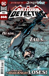 DC Comics's Detective Comics Issue # 1022