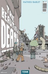 Titan Comics's The Beautiful Death Issue # 1