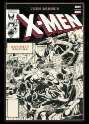 IDW Publishing's John Byrne's X-Men - Artifact Edition Hard Cover # 1