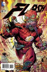 DC Comics's The Flash Issue # 35b