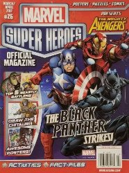 Redan's Marvel Super Heroes Magazine Issue # 26