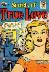 St. John Publishing Co.'s Secrets of True Love Issue # 1