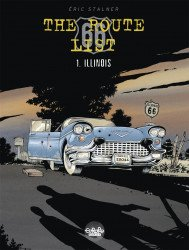 Cinebook's Route 66 List Soft Cover # 1
