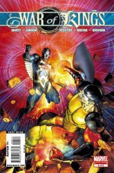 Marvel Comics's War Of Kings Issue # 6