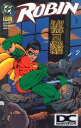 DC Comics's Robin Issue # 21b