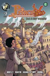 Action Lab Entertainment's Princeless: Find Yourself Issue # 2
