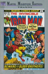 Marvel Comics's Marvel Milestone Edition: Iron Man Issue # 55