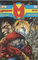 Eclipse's Miracleman Issue # 15